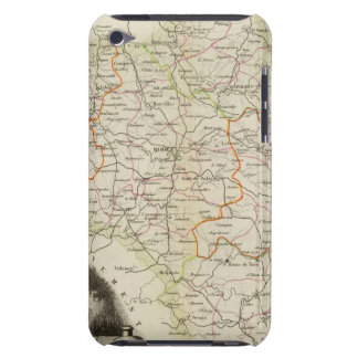 Roads, Towns, Cities Barely There iPod Cases