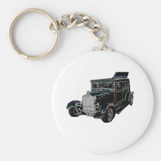 Roadster 3 key chains