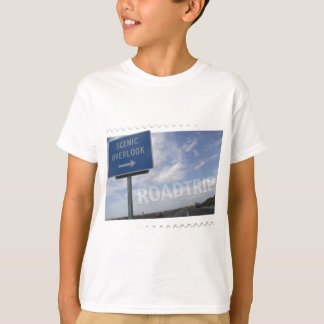 Roadtrip Scenic Overlook T-Shirt