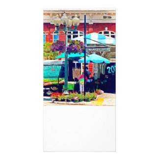Roanoke Va - Market Street Photo Cards