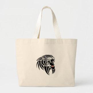 roar canvas bag