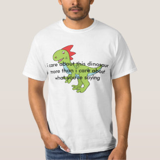 ROAR i'm not listening to what you're saying T-Shirt