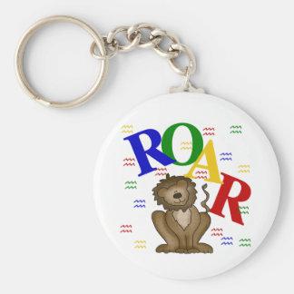 Roar Keychain