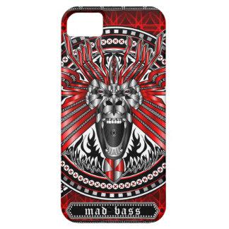 Roaring Gorilla MAD BASS iPhone 5/5S Cases
