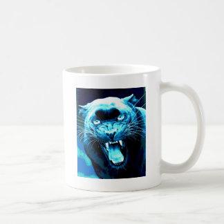 Roaring Jaguar Coffee Mug