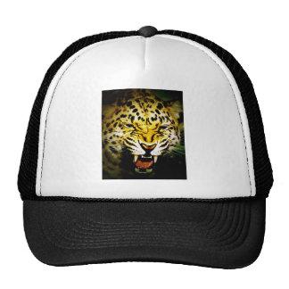 Roaring Leopard Cap