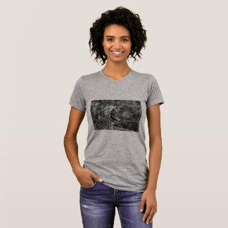 Roaring Leopard T-shirt