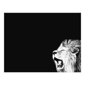 Roaring Lion 21.5 Cm X 28 Cm Flyer