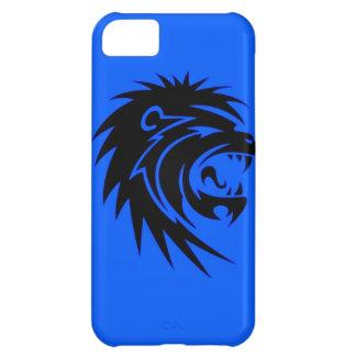 Roaring lion iPhone 5C case