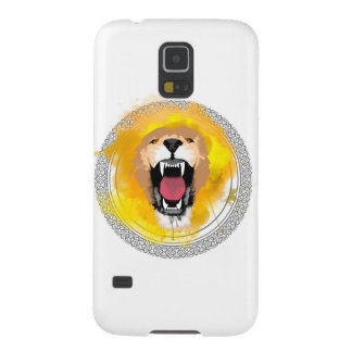 Roaring Lion Case For Galaxy S5
