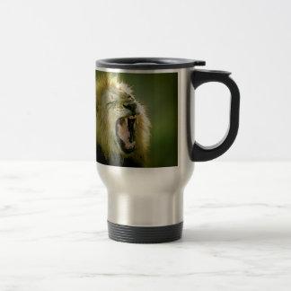 Roaring Lion Coffee Mugs