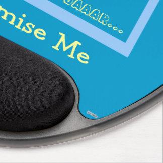 Roaring Rex Gel Mouse Pad