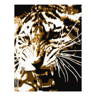 Roaring Tiger Custom Flyer