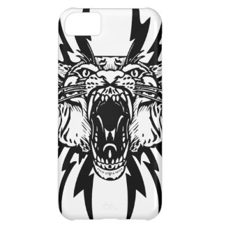 Roaring tiger tattoo iPhone 5C cover