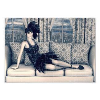Roaring Twenties Photograph