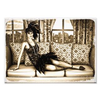 Roaring Twenties Photographic Print