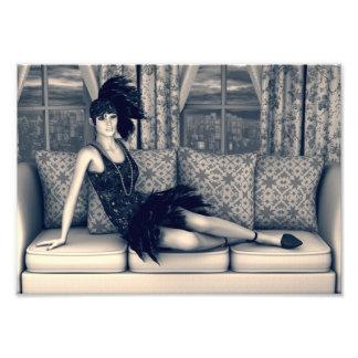 Roaring Twenties Photo Print