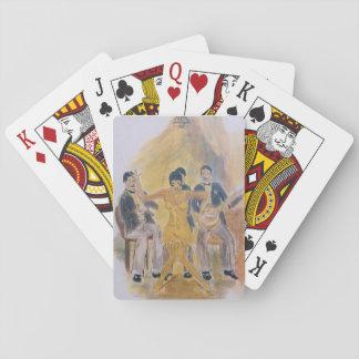 Roaring Twenties playing cards