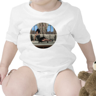 Roaring Twenties Baby Bodysuits