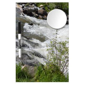 Roaring Waters Dry Erase Board