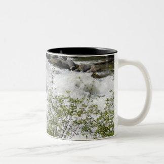Roaring Waters Two-Tone Mug