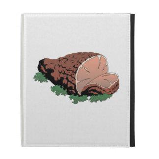 Roast Beef iPad Folio Cases