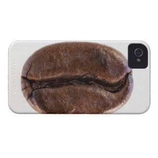 Roast coffee bean, studio shot iPhone 4 cases