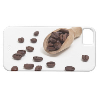 roast coffee beans with scoop iPhone 5 cases