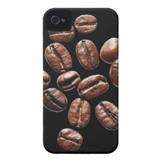 Roasted coffee beans iPhone 4 cover