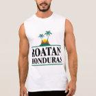 Roatan Honduras Sleeveless Shirt