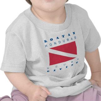 Roatan Honduras T Shirt