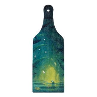 Rob Kaz Glass Cutting Board Paddle, Enchantment