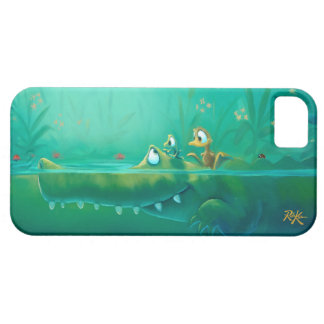 Rob Kaz iPhone 5 Case, Friendly Ride iPhone 5 Cases