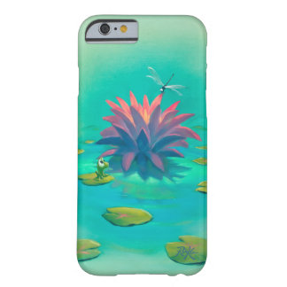 Rob Kaz iPhone 6 Case, Dragonfly Lily Barely There iPhone 6 Case