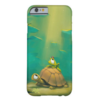 Rob Kaz iPhone 6 Case, Got Your Back Barely There iPhone 6 Case