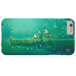 Rob Kaz iPhone 6 Plus Case, Friendly Ride Barely There iPhone 6 Plus Case