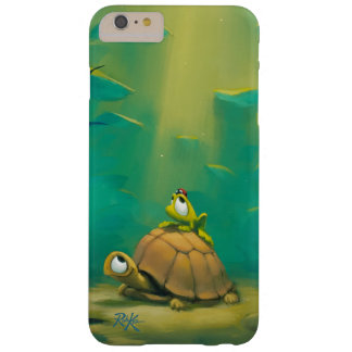 Rob Kaz iPhone 6 Plus Case, Got Your Back Barely There iPhone 6 Plus Case
