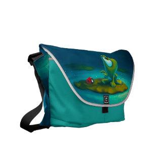 Rob Kaz - Messenger Bag, Medium - Monarch Commuter Bag