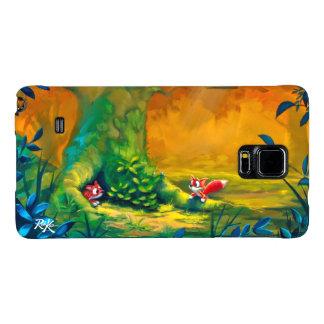 Rob Kaz Samsung Note 4 Case, Fox Hole Galaxy Note 4 Case