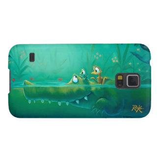 Rob Kaz Samsung S5 Case, Friendly Ride Case For Galaxy S5