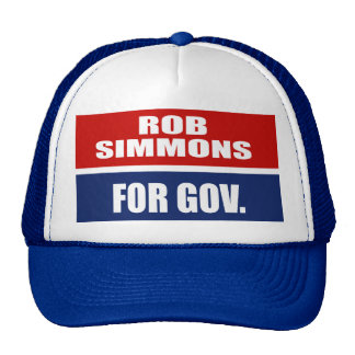 ROB SIMMONS FOR SENATE HAT