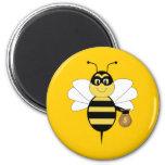 RobBee Bumble Bee Magnet