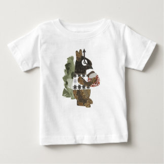 Robber Squirrel Baby T-shirt