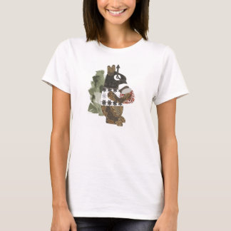 Robber Squirrel Women's T-shirt