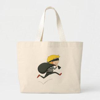 Robber Jumbo Tote Bag