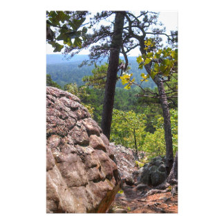 Robber's Cave State Park Customized Stationery