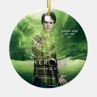 robbie kay ornament heroes reborn