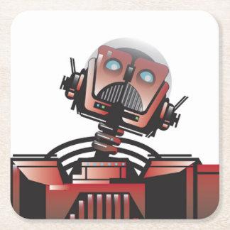 Robbie the Robot coaster