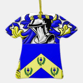 Robbins Coat of Arms Ornament