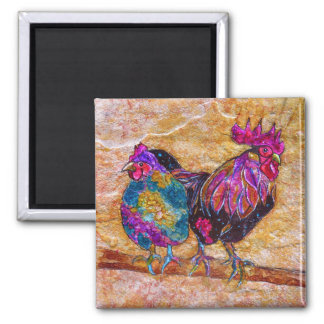 Robby Rooster and Esmerelda Magnet